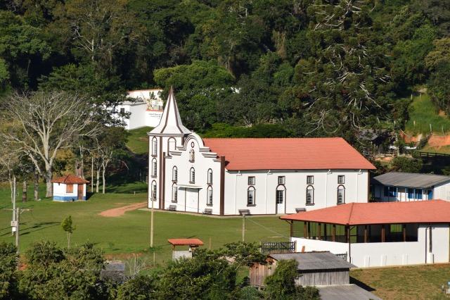 Santuário de São José da Boa Vista (foto do autor).